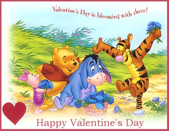 cardsmouse - winnie the pooh valentines 2, Ideas