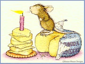 Картинки по запросу мышка с днем рождения