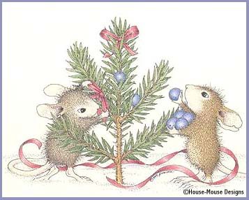 Holiday - House-Mouse Christmas 2