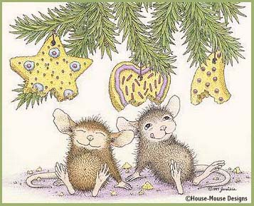 Holiday - House-Mouse Christmas 1