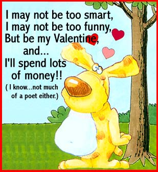 cards by mouse silly valentines